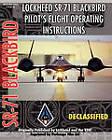 Lockheed SR-71 Blackbird Pilot's Flight Operating Instructions by CKE Publications (Paperback, 2010)