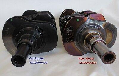 Genuine OEM Subaru 2012 Induction Hardened Crankshaft EJ257 WRX STi NEW NR