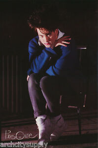 POSTER-MUSIC-THE-CURE-ROBERT-SMITH-FREE-SHIPPING-CUP002-LW23-K