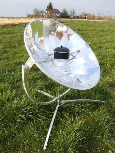 Premium Solar Cooker High Quality Made in Germany Sun Oven Camping Barbeque