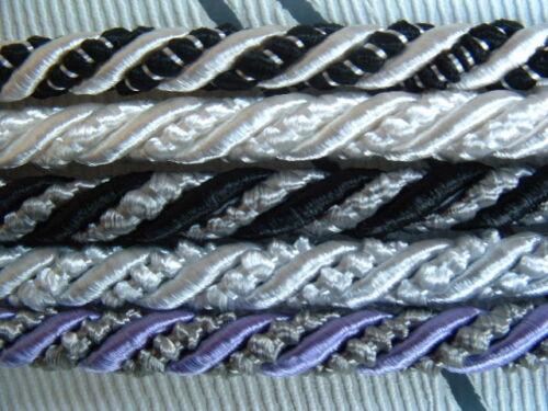 2 Kordel-Raffhalter 1a Qualität in vielen Farben verfügbar MADE in GERMANY