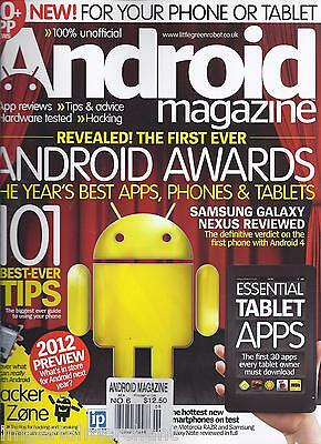 Android magazine Best apps Phones Tablets Apps Samsung Galaxy Nexus Reviews
