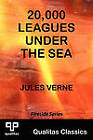 20,000 Leagues Under the Sea (Qualitas Classics) by Jules Verne (Paperback, 2011)