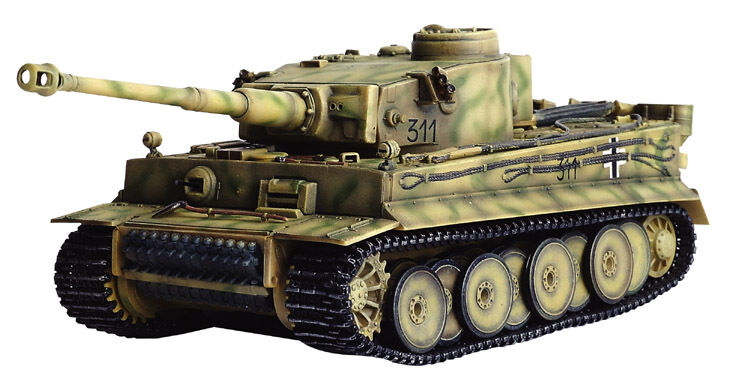 DRAGON ARMOR 60002-TIGER 1-EARLY PRODUCTION(1 72 SCALE)