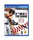 MLB 12: The Show (Sony PlayStation Vita, 2012)