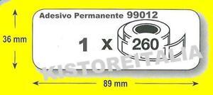 ETICHETTE-COMPATIBILI-DYMO-LABELWRITER-UN-ROTOLO-99012