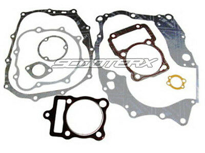 250cc Water Cooled Engine Full Gasket Set Roketa taotao sunl bms tank vip nst