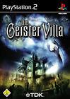 Die Geistervilla (Sony PlayStation 2, 2004, DVD-Box)