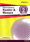 Edexcel Award in Number and Measure Level 2 Workbook by Su Nicholson (Paperback, 2013)