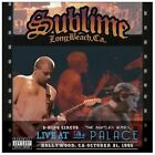 3 Ring Circus: Live at the Palace [CD/DVD] [PA] [Digipak] by Sublime (Rock) (CD, Jul-2013, 3 Discs, Geffen)
