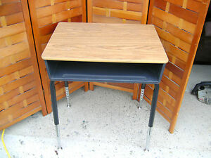 Virco-785-Open-Front-Desk-School-desk-Student-desk-classroom-desk-NEW