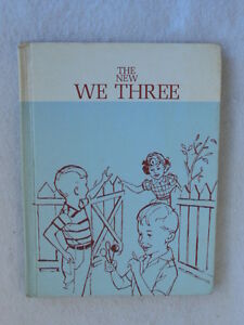 Marion-Monroe-THE-NEW-WE-THREE-Illustrated-Scott-Foresman-c-1963