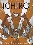 Ichiro-by-Ryan-Inzana-2012-Hardcover-Graphic-Novel-English