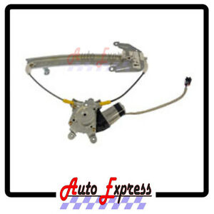 New-Rear-Left-Driver-Side-Power-Window-Regulator-With-Motor-LH-Nissan-Altima