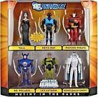 Jla DC Universe Justice League Unlimited Exclusive Action Figure 6-Pack Mutiny in the Ranks Lex Luthor, Tala, Devil Ray, Dr. Polaris, Psycho-Pirate, Gentleman Ghost