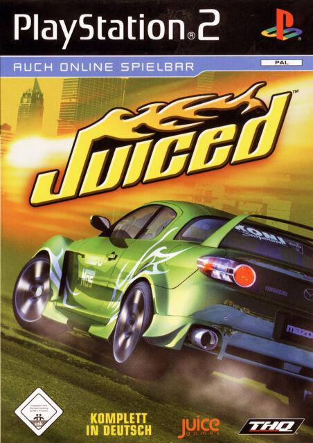 Juiced (PS2) - DVD wie Neu