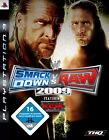 WWE SmackDown vs. Raw 2009 -- Steelbook (Sony PlayStation 3, 2008)