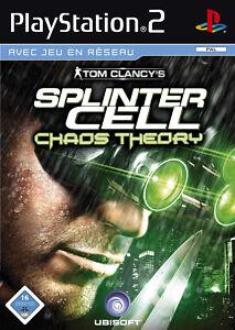 Tom Clancy's Splinter Cell: Chaos Theory (Sony PlayStation 2, 2005, DVD-Box) - Dorfen, Deutschland - Tom Clancy's Splinter Cell: Chaos Theory (Sony PlayStation 2, 2005, DVD-Box) - Dorfen, Deutschland