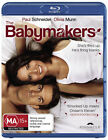 The Babymakers (Blu-ray, 2013)