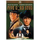 Five Card Stud (DVD, 2013)