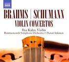 Brahms, Schumann: Violin Concertos (2008)