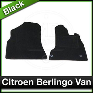 Tailored Fitted Carpet Mats Citroen Berlingo Van 2008 2009