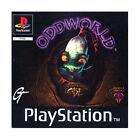 Oddworld: Abe's Oddysee (Sony PlayStation 1, 1997) - European Version