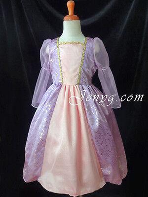 #RA01 Fairytale Princess Dress Up for Christmas/Halloween/Ball/Party Costume 1-9