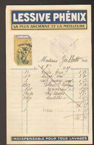 POITIERS-86-EPICERIE-FINE-034-Georges-GIRAUDON-034-Publicite-LESSIVE-PHENIX-en-1925