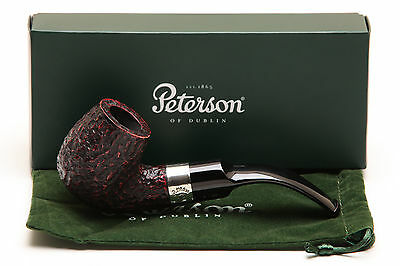 Peterson Donegal Rocky XL90 Tobacco Pipe Fishtail