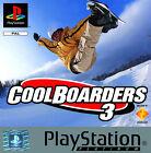 Cool Boarders 3 (Sony PlayStation 1, 2000)