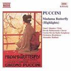 Giacomo Puccini - Puccini: Madama Butterfly (Highlights, 1995)