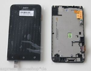 Original-HTC-ONE-V-Touchscreen-LCD-Komplettset-Front-Glas-Display-Scheibe