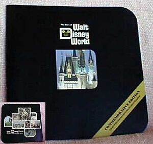 The-Story-of-Walt-Disney-World-1971-Commemorative-1st-Edition-Guide-BOOKLET-BOOK