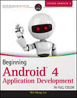 Beginning Android 4 Application Development by Wei-Meng Lee (Paperback, 2012)