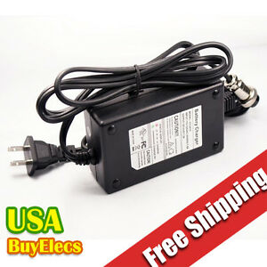 24V-2A-Electric-Scooter-Battery-Charger-For-RAZOR-MX350-PR200-Pocket-Mod-Electri