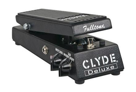 fulltone clydedeluxe wah guitar effect pedal for sale online ebay. Black Bedroom Furniture Sets. Home Design Ideas