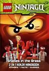 LEGO Ninjago 2-in-1 Ninja Handbook: The Bravest Ninja of All/Snakes in the Grass by Penguin Books Ltd (Paperback, 2012)