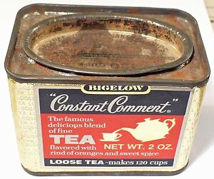Image result for constant comment tea photos