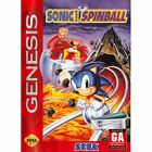 Sonic Spinball (Sega Genesis, 1993) - European Version