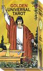 Golden Universal Tarot by Roberto de Angelis (Mixed media product, 2013)