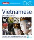 Berlitz Language: Vietnamese Phrase Book & CD by Berlitz Publishing Company (Paperback, 2013)