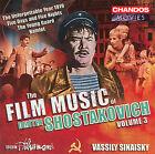 Dmitry Shostakovich - Film Music of Dmitri Shostakovich, Vol. 3 (2006)