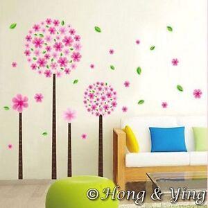 Pandora-Tree-Wall-Decor-Vinyl-Decal-Sticker-Removable-Nursery-Kids-Girls-Baby