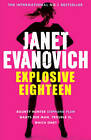 Explosive Eighteen by Janet Evanovich (Paperback, 2012)