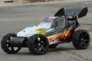 rc monster buggy chassis kit verbrenner 1 6 1 5 xtc ebay. Black Bedroom Furniture Sets. Home Design Ideas