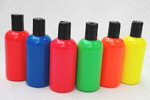 Fluorescent-Fabric-Textile-Paint-150ml-6-Fabulous-Colours