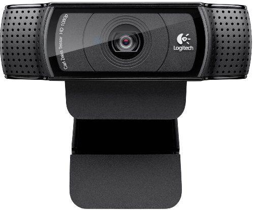 Brand New Sealed  Logitech 960-000767 HD Pro C920 Webcam