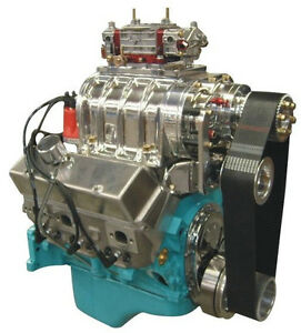 blown gm 4 3 90 v6 turn key crate engine 450 hp ebay. Black Bedroom Furniture Sets. Home Design Ideas