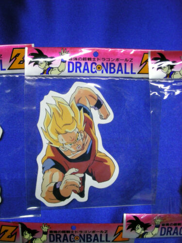 Dragonball Z Stickers Dragon ball Z Stickers You Choose Style Large Stickers